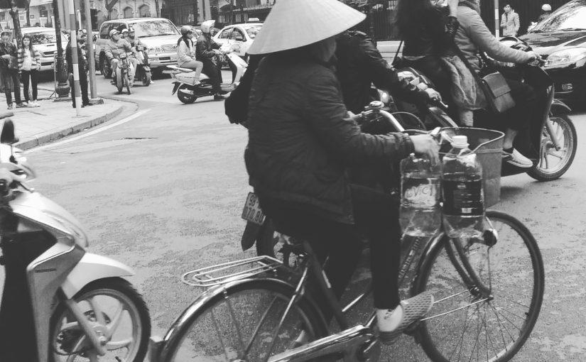 越南|Hanoi河內日記|Start from 14°C.
