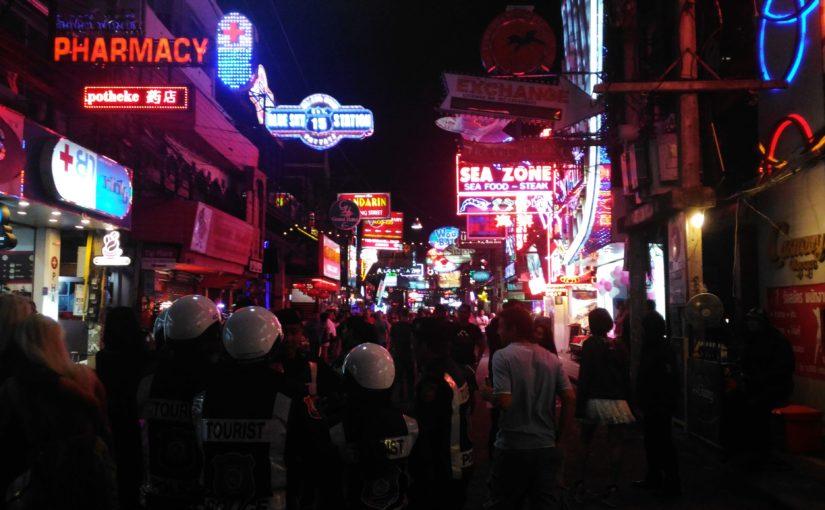 泰國|Pattaya芭達雅日記|挑逗靈魂之夜