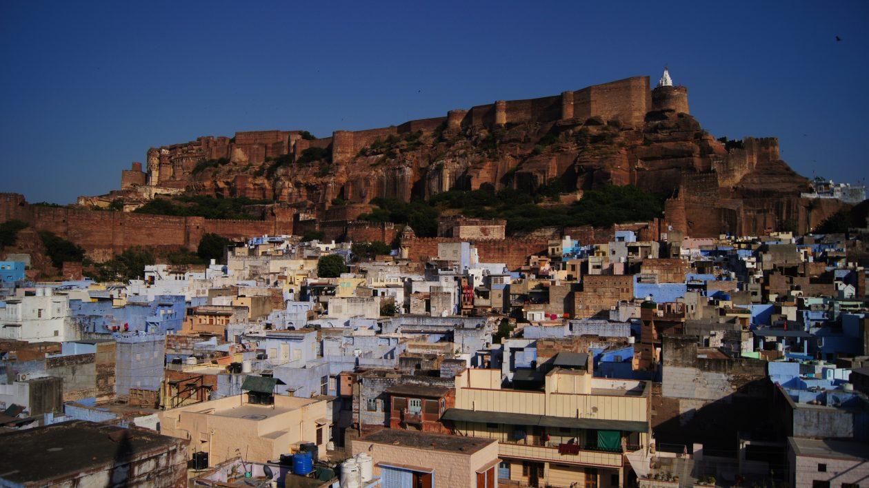 印度|Jodhpur焦特布爾日記|逃到印度摩洛哥過新年