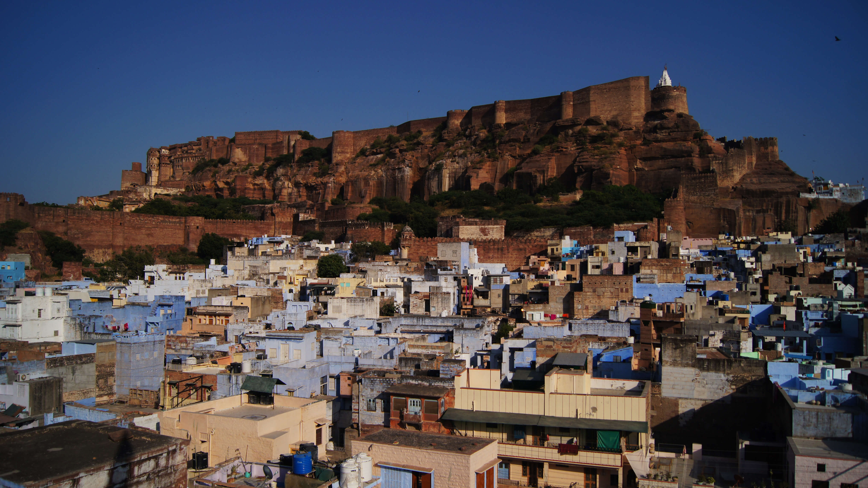 印度|焦特布爾 Jodhpur|逃到印度摩洛哥過新年