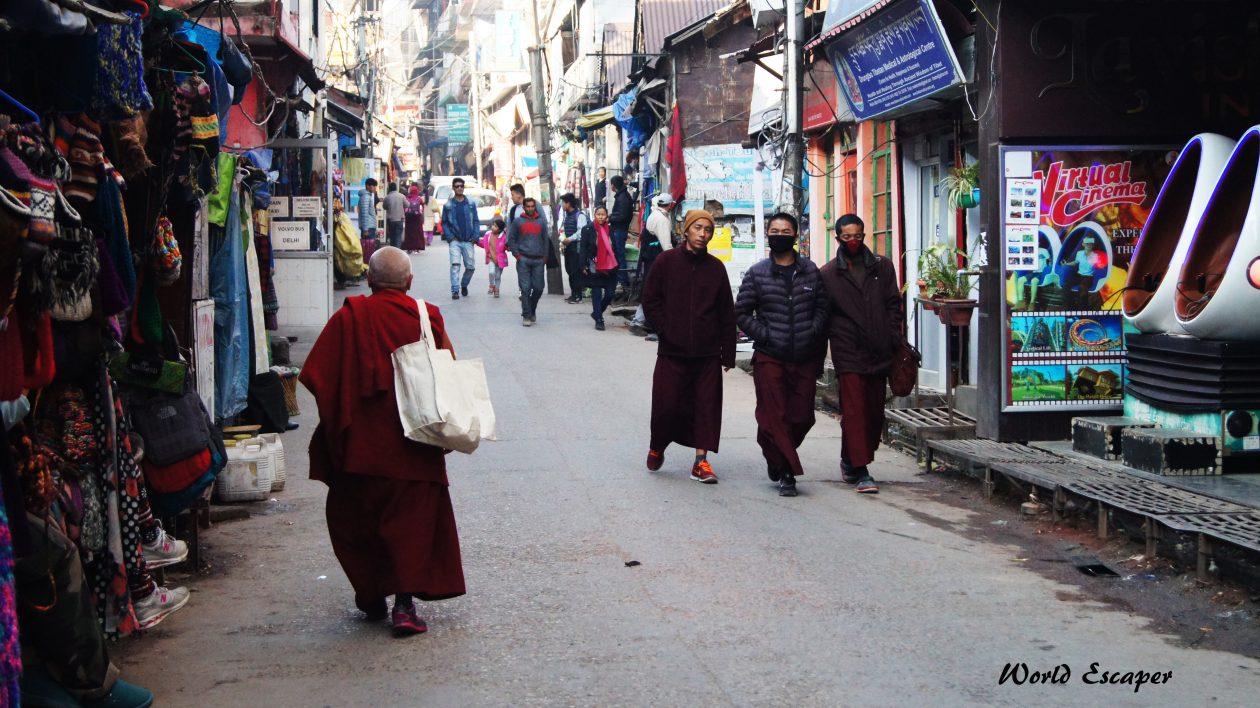 德蘭薩拉 Dharamshala|走一趟西藏之外的流亡政府