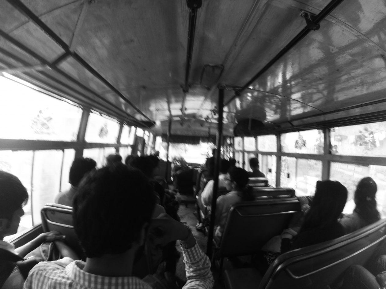 印度|喜馬偕爾邦的公車 The bus in Himachal Pradesh
