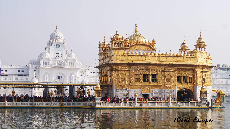 印度|阿木利則 Amritsar |在通往敵國的道路參見錫克教聖地-黃金廟篇(Golden Temple)