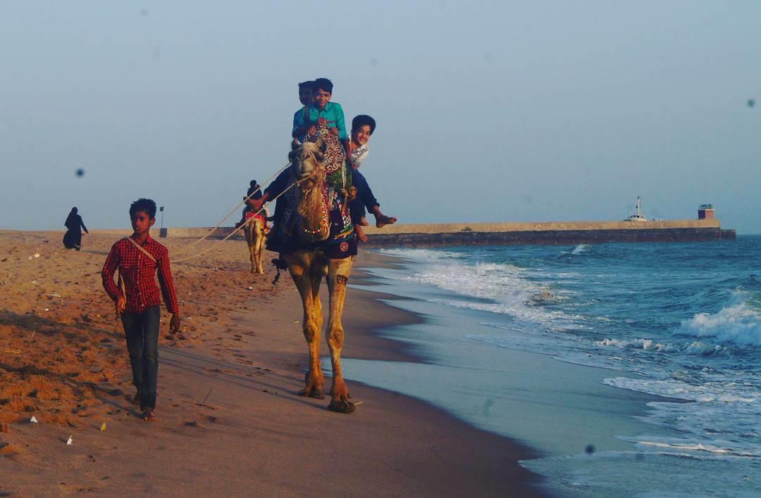 古吉拉特省 Gujarat | Mandvi | 印度的卡夫卡