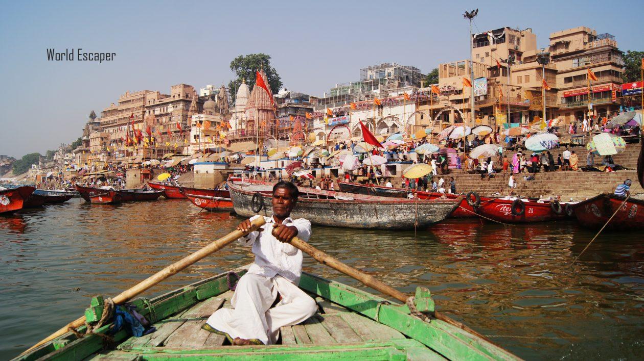 印度|瓦拉納西 Varanasi |恆河聖城,通往神的入口