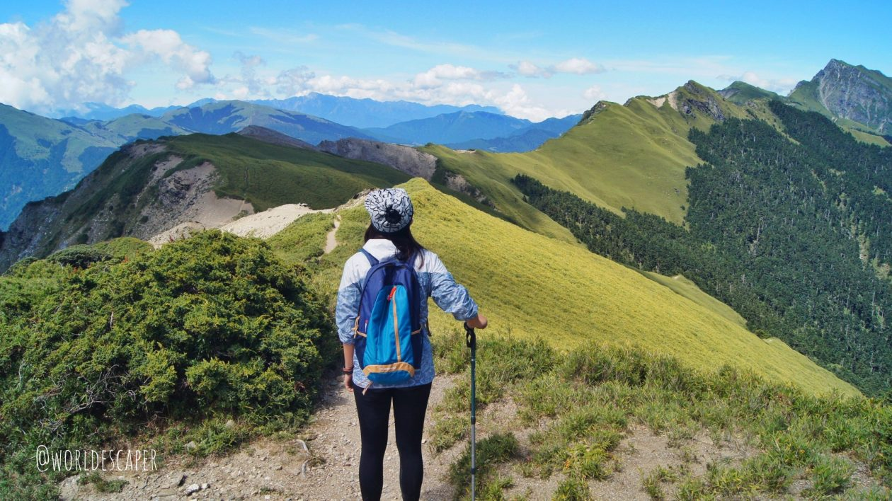 台灣 | Qilai Mountain | 奇萊主北單攻筆記