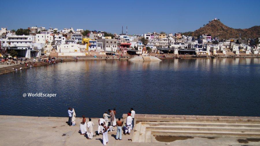 印度|普西卡 Pushkar|梵天的眼淚