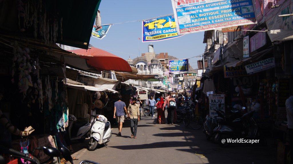 印度|普西卡|Pushkar|梵天的眼淚