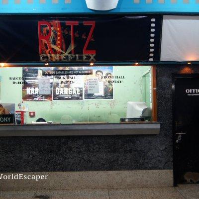 印度 India 印度電影院觀察記