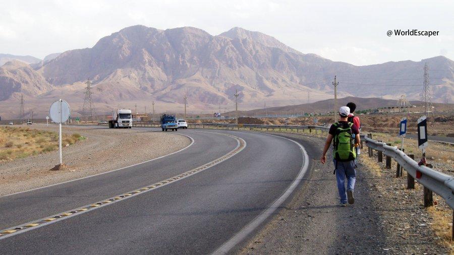 伊朗|Kashan 卡尚|和波斯人一起便車旅行