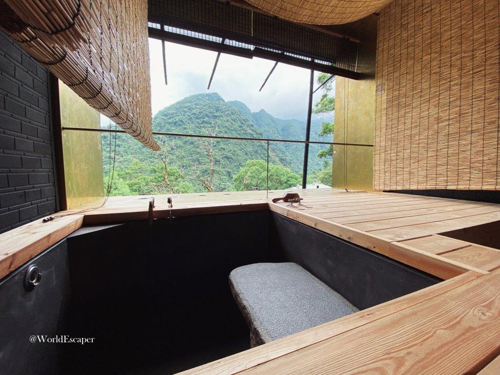 新北烏來 馥森阪治 深山裡的木質調溫泉秘湯